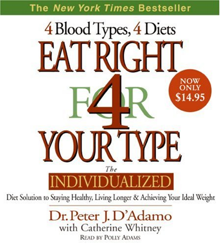 the use of pseudoscience in promoting the blood type diet Diet scores were calculated based on the food items listed in eat right for your  type to determine relative adherence to each of the four blood.