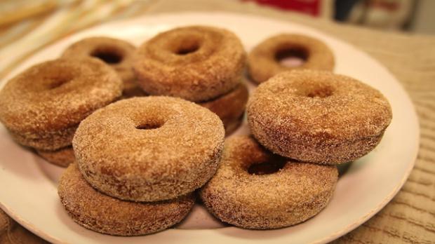 apple cider doughnuts gluten free