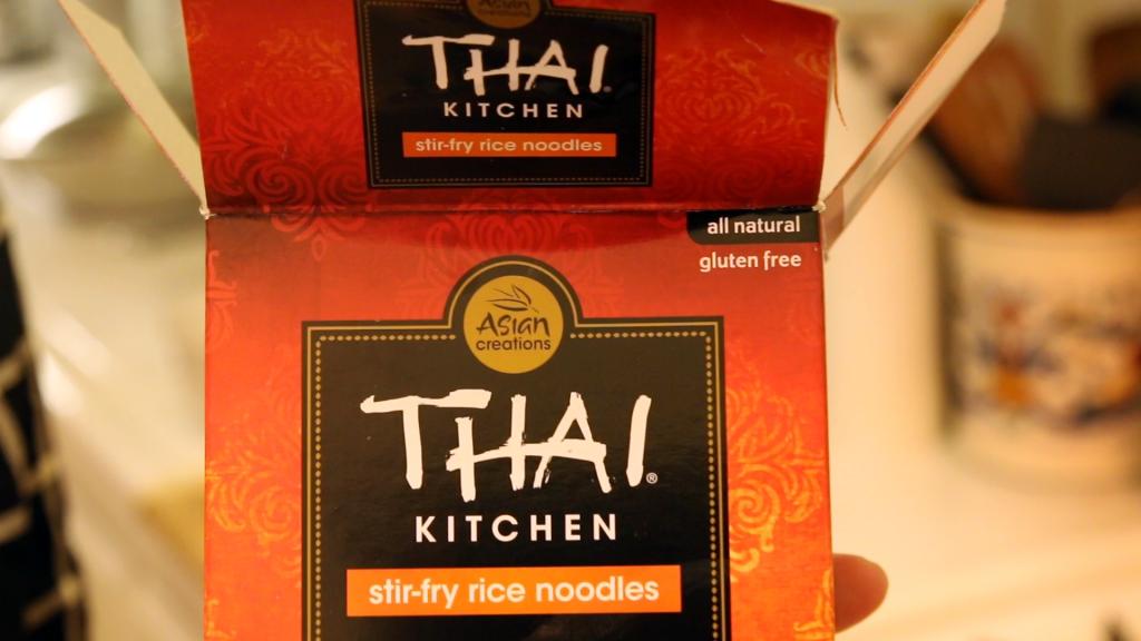 thai kitchen stir fry rice noodles