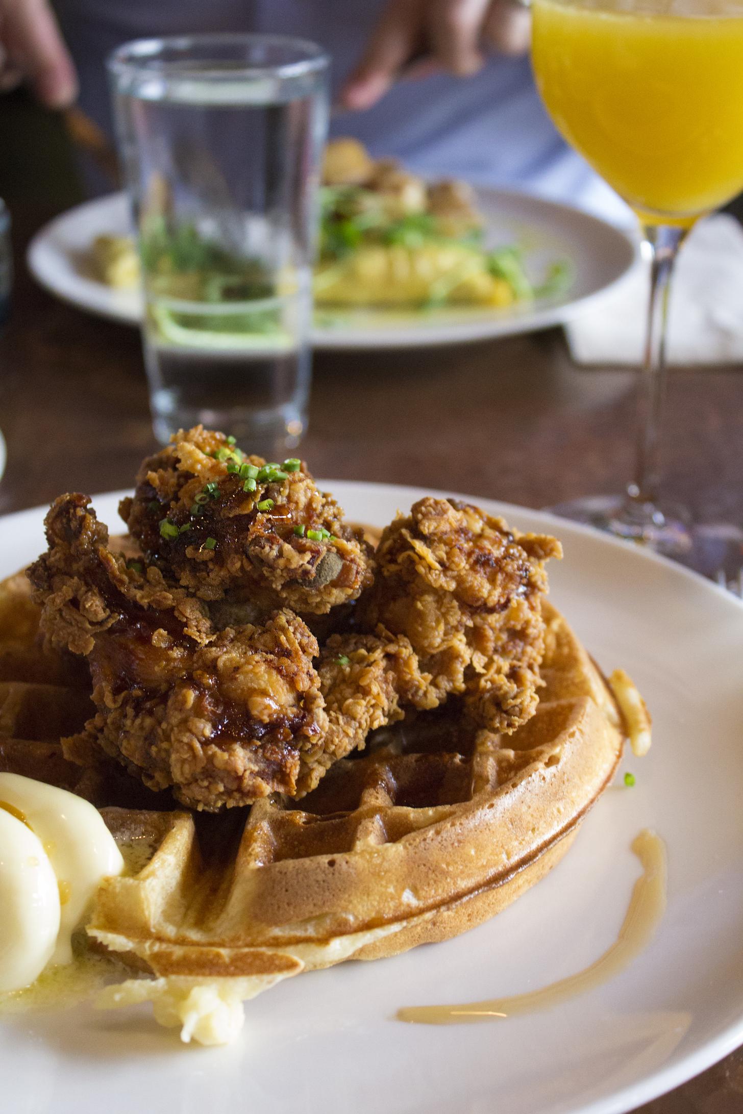 Chicken&Waffles